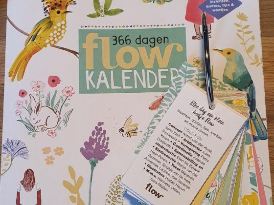 Flow jaarkalender tekst Marjolein Bezemer