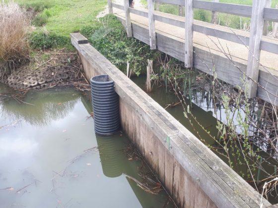 Simmba techniek Waterschap De Dommel klimaatadaptatie